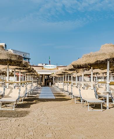 Bagno bahama village lungomare di cesenatico - Bagno mare cesenatico ...